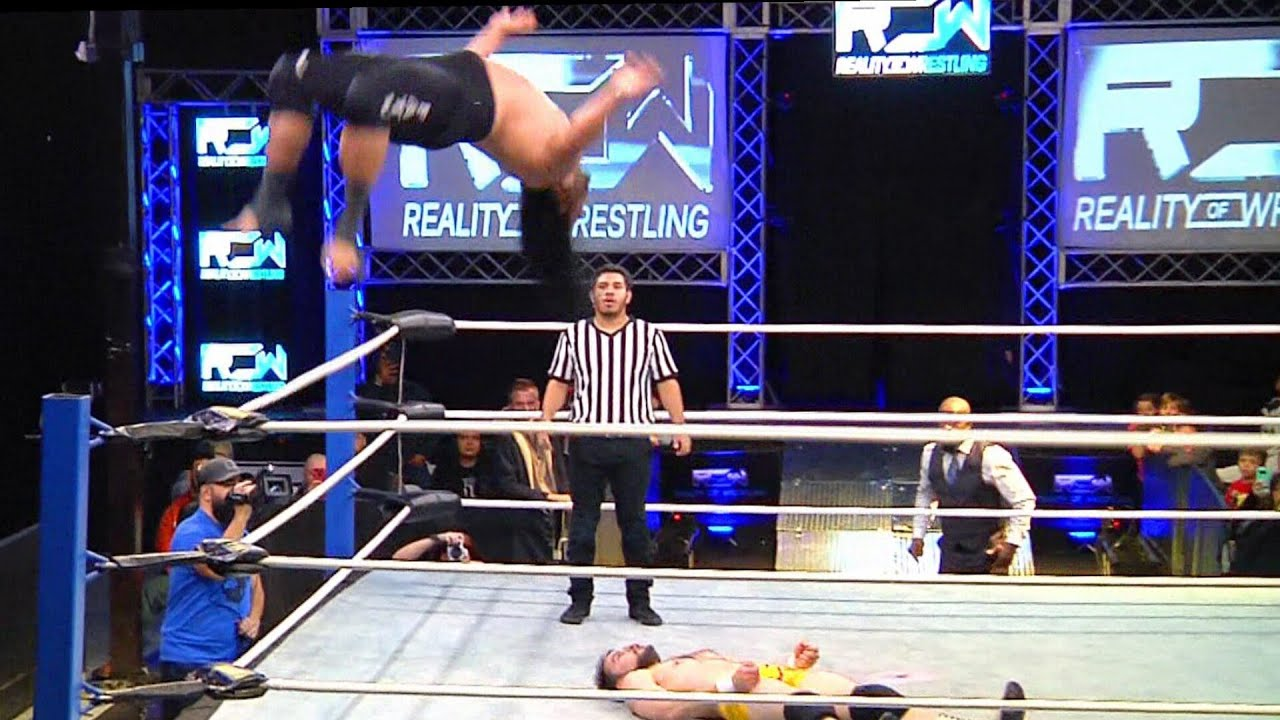 Download Reality of Wrestling TV: Episode 238