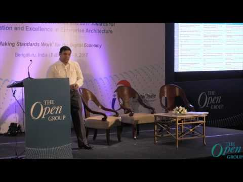 Dynamics of Enterprise Architecture Adoption in Goverment - The Open Group India