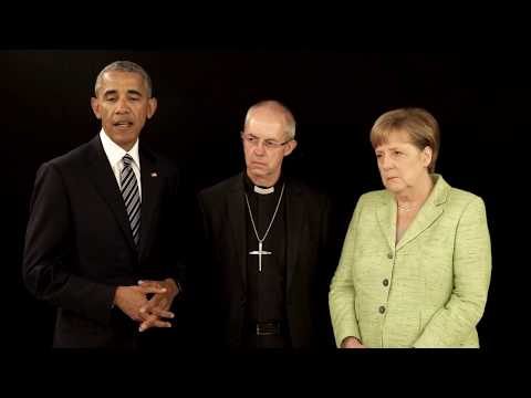 Archbishop Welby, President Obama and Chancellor Merkel send message to Manchester