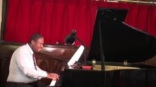 Chris Fleischer, Piano- Down By The Riverside (in C#, Eb, F and G Majors)