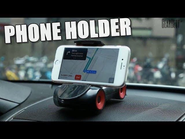 Dirija com segurança com este suporte de telefone de forma de carro  esportivo criativo ! Você ainda está preocupado com esses problemas durante  a condução  5e963f15b2