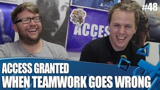 Access Granted: Overcooked Co-op - What can go wrong?!