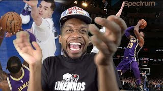 LEBBRON HITS THE GAME WINNER!! LAKERS vs KNICKS HIGHLIGHTS