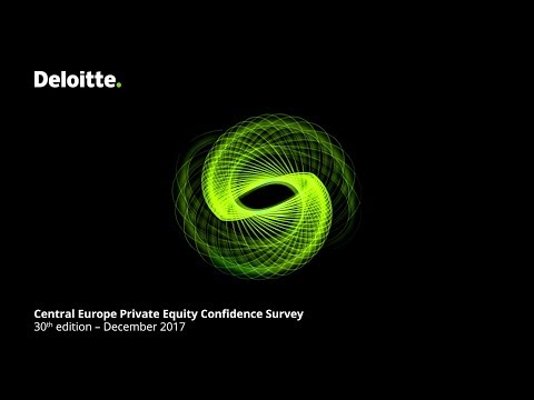 Central Europe Private Equity Confidence Survey - Autumn 2017