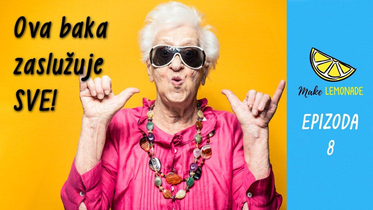 Nisi više cool je njene bake! | Make Lemonade Ep8