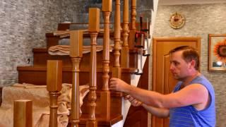 видео Ступени из бука для лестниц: отзывы и фото