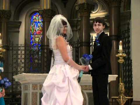Anna & Josiah's Wedding, part 2
