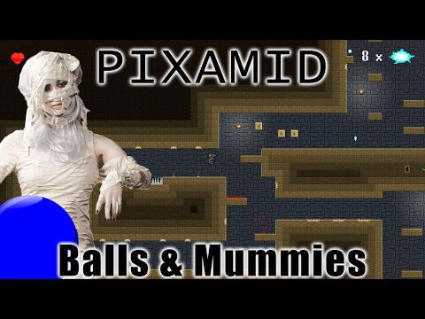 Pixamid - Balls & Mummies