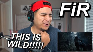 "FALLING IN REVERSE ""I'M NOT A VAMPIRE REVAMPED"" FIRST REACTION!! A WHOLE MOVIE!!"