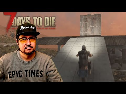 "7 DAYS TO DIE - UNDEAD LEGACY #47 ""SE ACABÓ EL SAQUEAR!"" | GAMEPLAY ESPAÑOL"