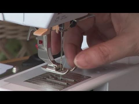 How To Put A Thread On A Sewing Machine YouTube Amazing How To Tread A Sewing Machine