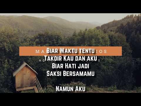Ismail Izzani - Demi Kita (Rock Cover!) by Fahmi [Lyric Video] HQ
