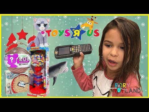 Christmas Gift Ideas Hottest Toys 2017 Review for Kids by a Kid - Toys R Us Tour
