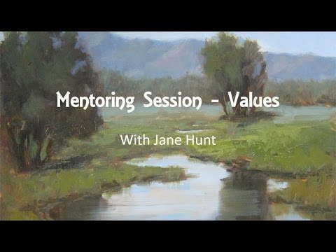 MentorShip Session #1 - Values with Jane Hunt (Trailer)