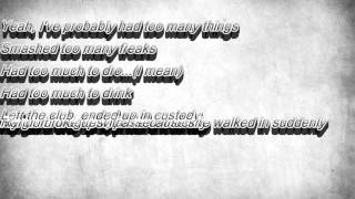 B.o.B - John Doe (Feat. Priscilla) (Lyrics)