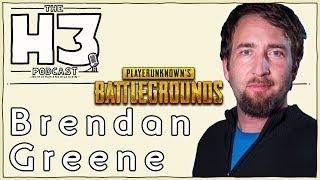 H3 Podcast #44 - PUBG Creator Brendan Greene