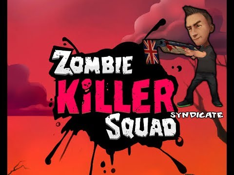 """Zombie Killer Squad"" - Syndicate And Seananners IOS7 (FREE GAME) #ZKS - 동영상"