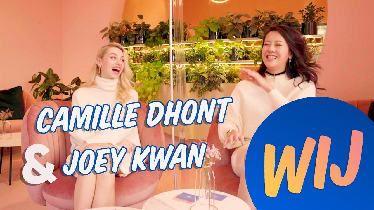 WIJ - met Camille Dhont & Joey Kwan