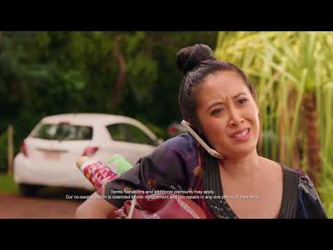 TIO Car Insurance for Territorians TV Commercial - New Neighbour