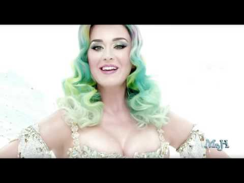Katy Perry - Jerk off Challenge #2 (Big Boobs 2015)