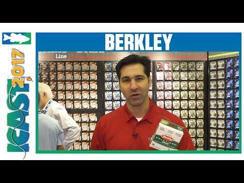 Berkley Solutions Braided Line  | ICAST 2017