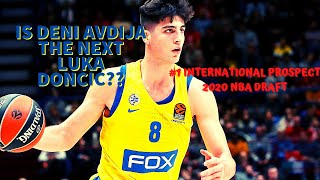 Deni Avdija - #1 International Prospect  2020 NBA Draft/THE NEXT LUKA DONCIC?!?!
