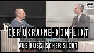 Der Ukraine-Konflikt aus russischer Sicht - Robert Stein im Gespräch mit Vladimir Chernilo