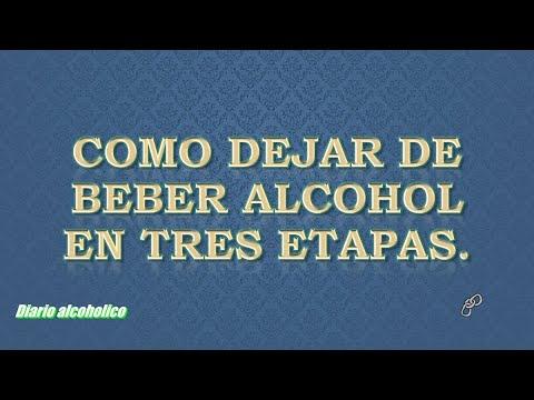 Como dejar de beber alcohol en tres etapas