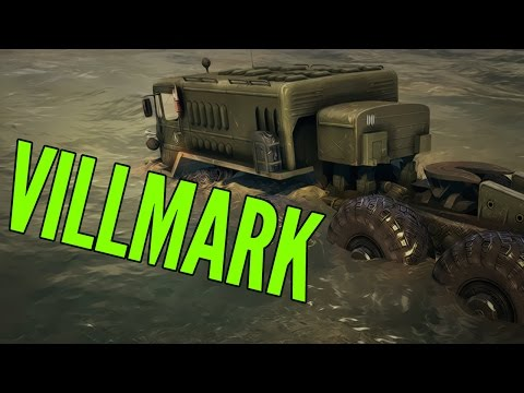 VILLMARK - Spintires / Norsk Let's Play