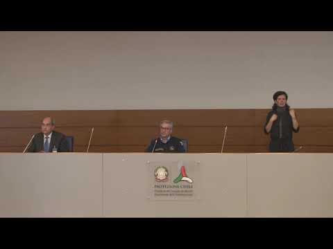 Conferenza stampa 14 aprile 2020 ore 18.00 – Coronavirus