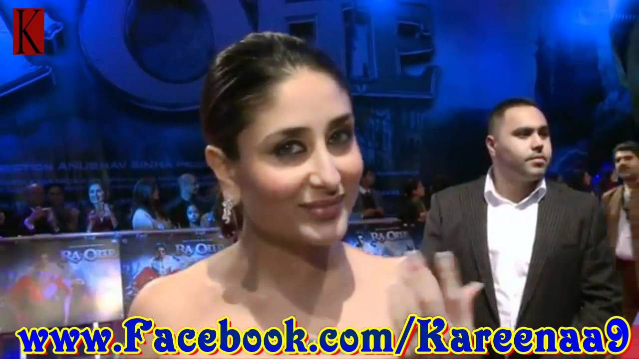 ra.one london premier kareena kapoor - youtube