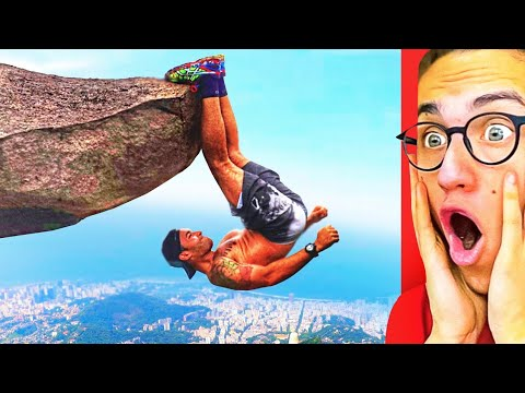 WORLD'S HARDEST TRY NOT TO BE IMPRESSED CHALLENGE!