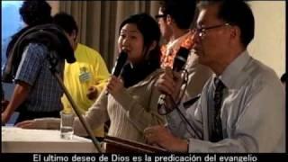 Mision de la gracia en Peru- James Kim history