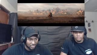 The Witcher 3׃ Wild Hunt - A night to remember (English trailer)Reaction