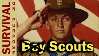 Boy Scouts Name Change and Girls In the Boy Scouts- A Scoutmaster's Perspective