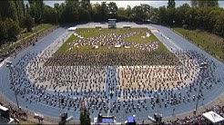 Un drapeau de Lausanne2020 dans chaque communeJOJ2020 VersionLongue397secondes