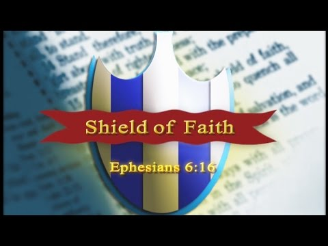 Shield of Faith - Right Quotation Wrong Application (Judge Not)