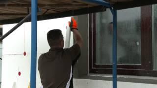 видео Утепление балкона пенополистиролом: пошаговая инструкция