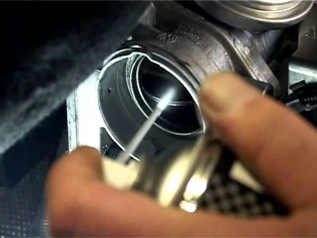 procedura forte proces oczyszczenia kolektora dolotowego  silniku diesla clipzuicom