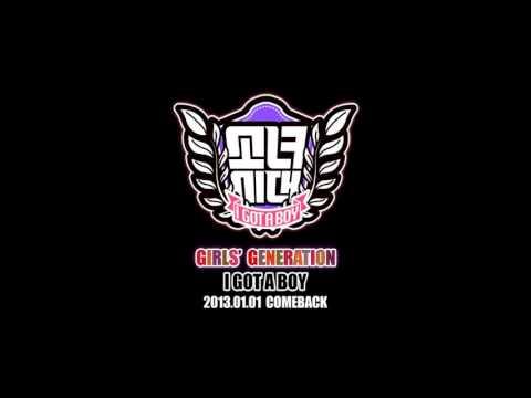 Girls Generation I GOT A BOY Full Version Mp3