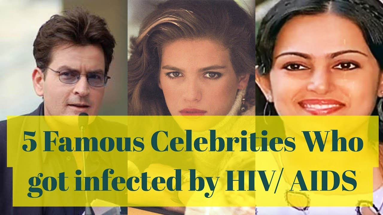 Before Charlie Sheen, here are other celebrities whose HIV ...