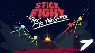 THAT RECOIL!   STICK FIGHT THE GAME #7