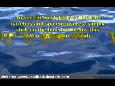 Price DIVE On Hot Tub Gazebos And Spa Enclosures √