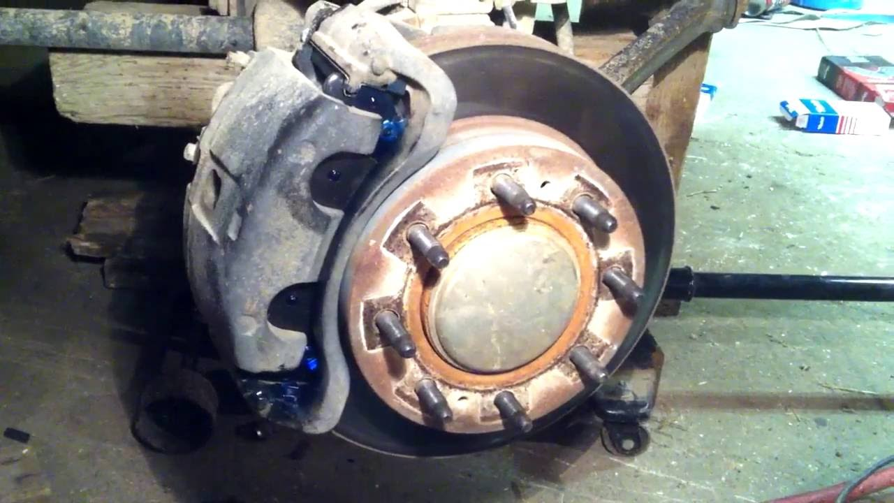 hight resolution of how to fix duramax brakes