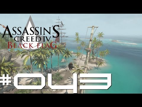 #043 Let's Play Assassins Creed 4 Black Flag [HD] - Grand Cayman & Cayman Sound