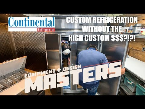 CUSTOM COMMERCIAL REFRIGERATION W/out The HIGH $$$?!?!?!