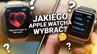 Jakiego Apple Watcha Kupić? ⭐️   PORÓWNANIE
