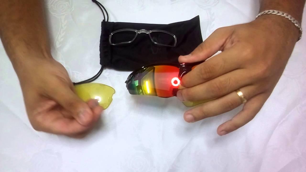 Trocando de lentes do oculos - YouTube 02f0fafc08