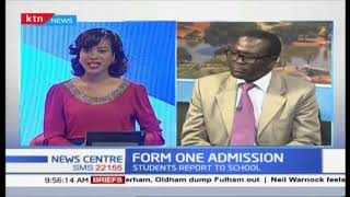 Form one admission kicks off today countrywide (part 2)