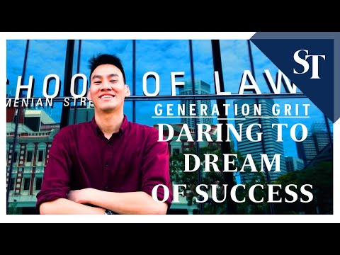 Daring to dream of success | Generation Grit | The Straits T